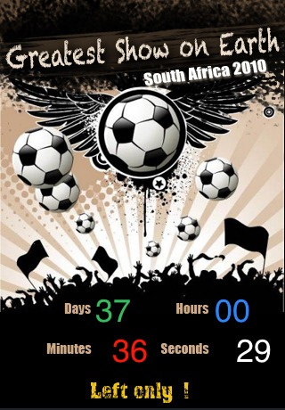 GSE Countdown 2010 South Africa