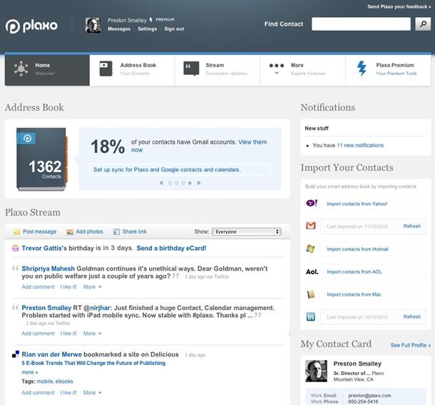 screen_plaxo_jan_2011